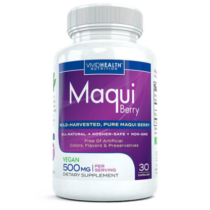 maqui premium bottle