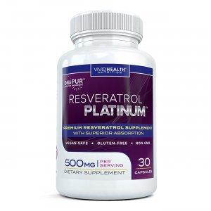 Resveratrol Platinum