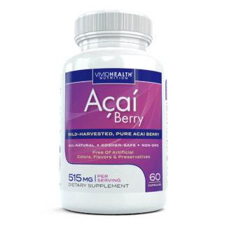 acai berry bottle