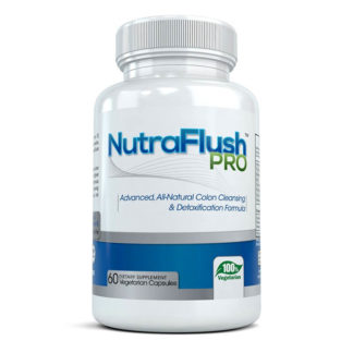 nutraflush pro bottle