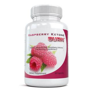 raspberry ketone burn bottle