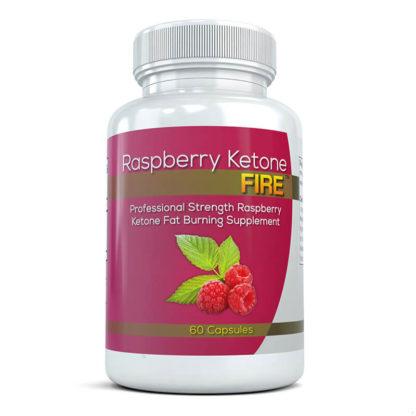 raspberry ketone fire bottle